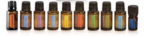 Tranquil Moments Skin Care doTERRA essential oils